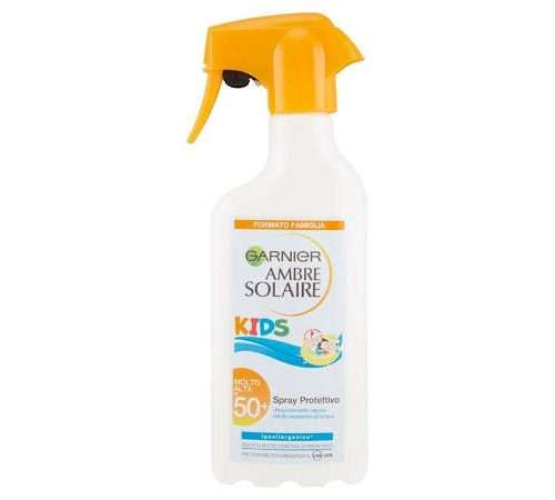 AMBRA S. KIDS SPF 50+ SPRAY PROTETTIVO ADVANCED SENSITIVE 300 ML TRIGGER