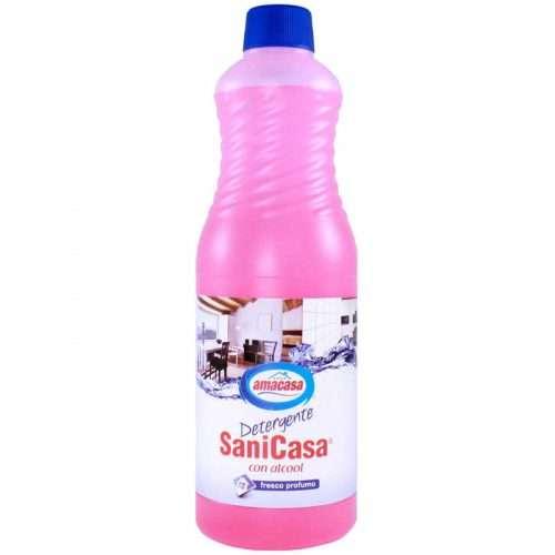 DETERGENTE SOFT SOFT CASA SANA CON ALCOOL
