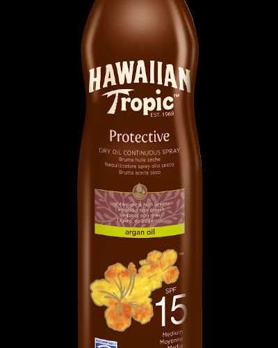 HAWAIIAN PROTECTIVE CAN SPRAY ARGAN OIL SPF 15 177 ML