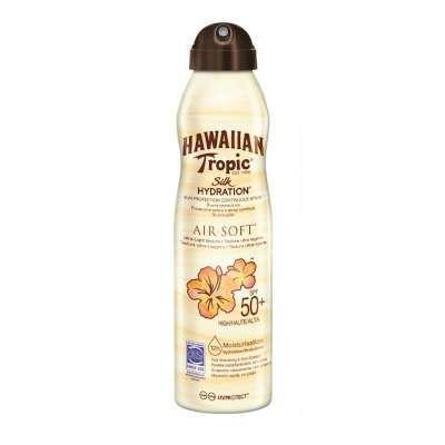 HAWAIIAN PROTECTIVE SILK HYDRATION AIR SOFT SPRAY SPF 50