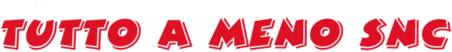Tutto a meno Snc Via Fieramosca 7 Gallarate Logo