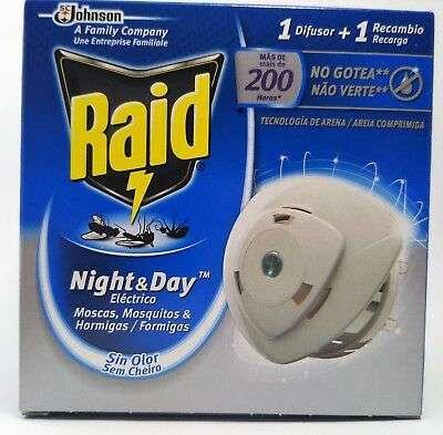 RAID NIGHT AND DAY ZANZARE TIGRE RICARICHE