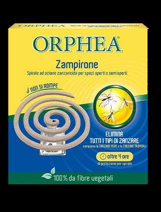 SPIRALETTE ORPHEA X 10 ESTRATTI DI EUCALIPTO