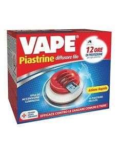 VAPE ELETTROEM.PIASTRINE+10PIASTRIN V.08