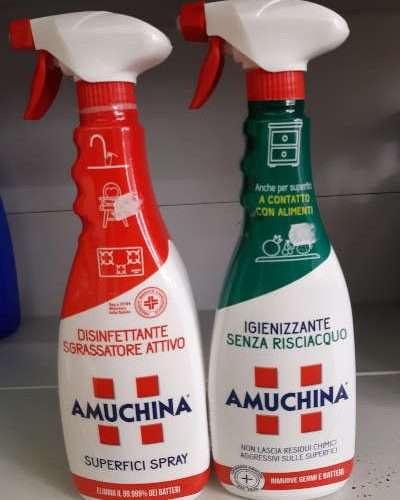 AMUCHINA SUPERFICI SPRAY 750ML