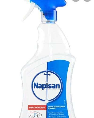 NAPISAN SPRAY IGIENIZZANTE SUPERFICI 750ML