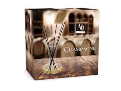 DECANTER DIFF FR MID CHAMPAGN 250ML