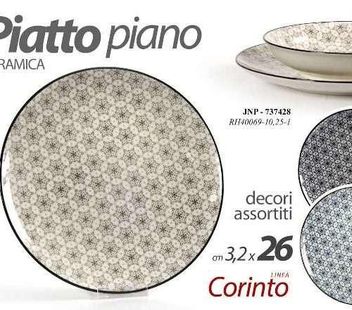 PIATTO-PIANO-CERAMICA