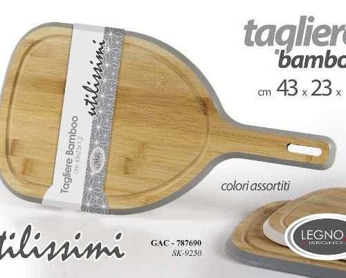 TAGLIERE BAMBOO 43X23X1,2 CM.