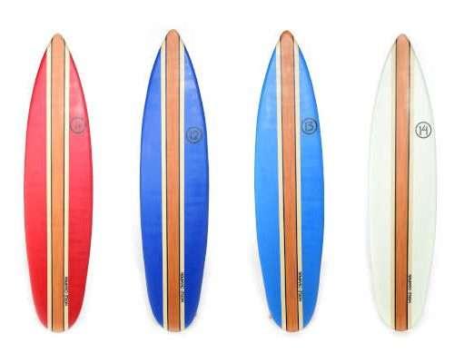 49554 - SURF IN LEGNO APPENDIBILE ASSORTITO 20X2X80CM