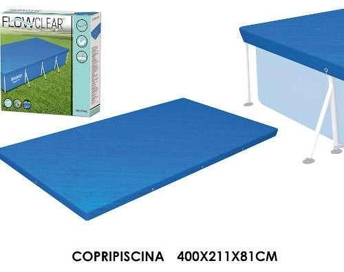 COPRIPISCINA FRAME 400X211X81CM