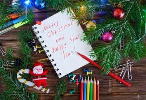 CANCELLERIA NATALIZIA (letterine,b. natale,colla glitter,colla vinilica,colla decorativa,neve spray,glitter spray,penne natalizie,decorazioni in polistirolo)