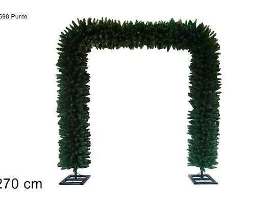 ARCO INGRESSO CM 270 PVC TIPS1598 ART.MT9015